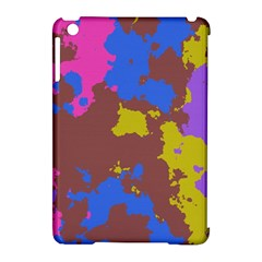 Retro Texture			apple Ipad Mini Hardshell Case (compatible With Smart Cover) by LalyLauraFLM