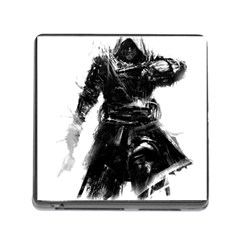 Assassins Creed Black Flag Memory Card Reader (square) by iankingart