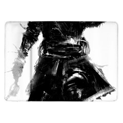 Assassins Creed Black Flag Tshirt Samsung Galaxy Tab 10 1  P7500 Flip Case by iankingart