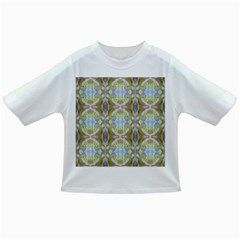 Beautiful White Yellow Rose Pattern Infant/toddler T Shirts by Costasonlineshop