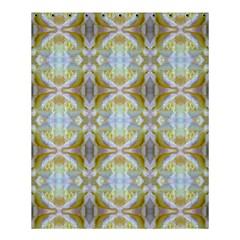 Beautiful White Yellow Rose Pattern Shower Curtain 60  X 72  (medium)