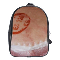 Pork Skin School Bags(Large)  by RakeClag