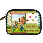 kids - Digital Camera Leather Case