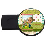 kids - USB Flash Drive Round (2 GB)