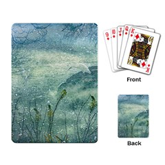 Nature Photo Collage Playing Card by dflcprints