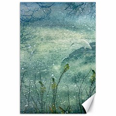 Nature Photo Collage Canvas 20  X 30   by dflcprints