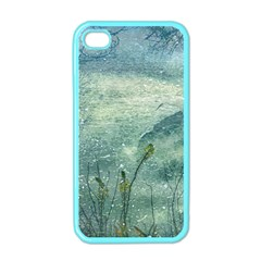 Nature Photo Collage Apple Iphone 4 Case (color) by dflcprints