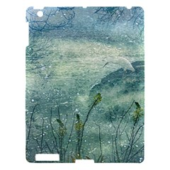 Nature Photo Collage Apple Ipad 3/4 Hardshell Case by dflcprints