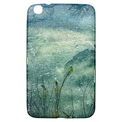 Nature Photo Collage Samsung Galaxy Tab 3 (8 ) T3100 Hardshell Case  by dflcprints