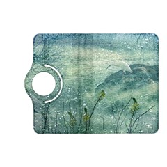 Nature Photo Collage Kindle Fire Hd (2013) Flip 360 Case by dflcprints