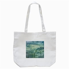 Nature Photo Collage Tote Bag (white)