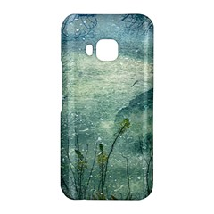Nature Photo Collage HTC One M9 Hardshell Case by dflcprints