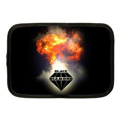 Blackdiamond   Quotation Netbook Case (medium)