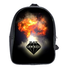 Blackdiamond   Quotation School Bags (xl)  by RespawnLARPer
