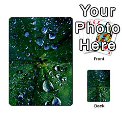 Morning Dew Multi Purpose Cards (rectangle)  by Costasonlineshop