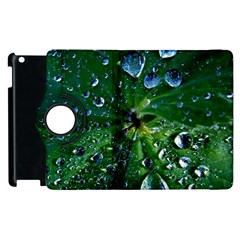Morning Dew Apple Ipad 3/4 Flip 360 Case by Costasonlineshop