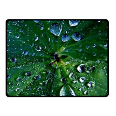 Morning Dew Double Sided Fleece Blanket (small)