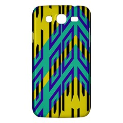 Tribal Angles 			samsung Galaxy Mega 5 8 I9152 Hardshell Case by LalyLauraFLM