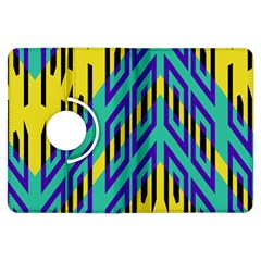 Tribal Angles 			kindle Fire Hdx Flip 360 Case by LalyLauraFLM