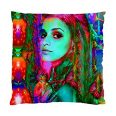 Alice In Wonderland Standard Cushion Cases (two Sides)  by icarusismartdesigns