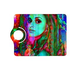Alice In Wonderland Kindle Fire Hd (2013) Flip 360 Case by icarusismartdesigns
