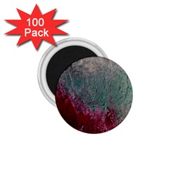 Metallic Abstract 1 1 75  Magnets (100 Pack)