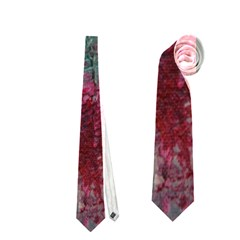 Metallic Abstract 1 Neckties (Two Side)  by timelessartoncanvas