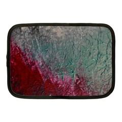 Metallic Abstract 1 Netbook Case (medium)  by timelessartoncanvas