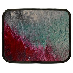 Metallic Abstract 1 Netbook Case (large) by timelessartoncanvas