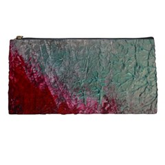 Metallic Abstract 1 Pencil Cases by timelessartoncanvas