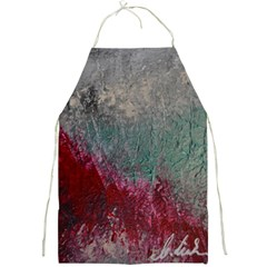 Metallic Abstract 1 Full Print Aprons by timelessartoncanvas