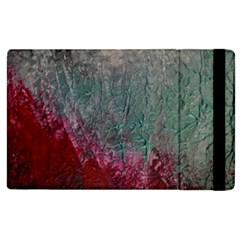 Metallic Abstract 1 Apple Ipad 2 Flip Case by timelessartoncanvas