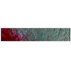 Metallic Abstract 1 Flano Scarf (large) by timelessartoncanvas