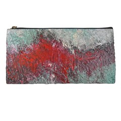 Metallic Abstract 2 Pencil Cases by timelessartoncanvas