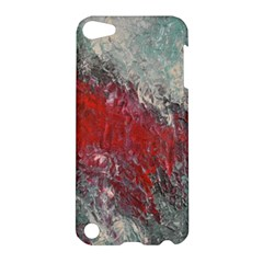 Metallic Abstract 2 Apple Ipod Touch 5 Hardshell Case by timelessartoncanvas