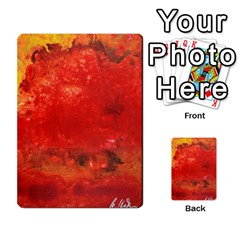 Stone Wall Multi Purpose Cards (rectangle)  by timelessartoncanvas