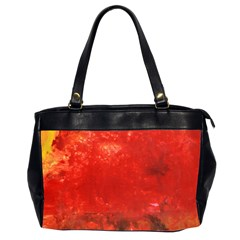 Stone Wall Office Handbags (2 Sides)  by timelessartoncanvas