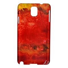 Stone Wall Samsung Galaxy Note 3 N9005 Hardshell Case by timelessartoncanvas