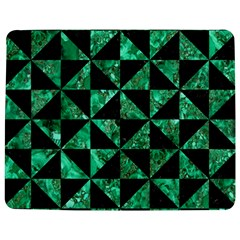 Triangle1 Black Marble & Green Marble Jigsaw Puzzle Photo Stand (rectangular)