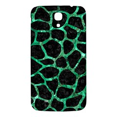 Skin1 Black Marble & Green Marble Samsung Galaxy Mega I9200 Hardshell Back Case by trendistuff