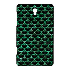 Scales3 Black Marble & Green Marble (r) Samsung Galaxy Tab S (8 4 ) Hardshell Case