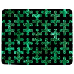 Puzzle1 Black Marble & Green Marble Jigsaw Puzzle Photo Stand (rectangular) by trendistuff