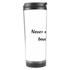 Beware Of Wife Travel Tumblers by ButThePitBull