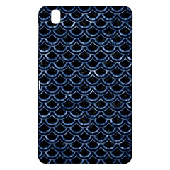Scales2 Black Marble & Blue Marble (r) Samsung Galaxy Tab Pro 8 4 Hardshell Case by trendistuff