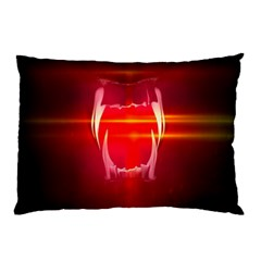 Famous Last Words   Du Kommst Auf Den Grill Pillow Cases by RespawnLARPer