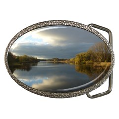 View   On The Lake Belt Buckles by Costasonlineshop