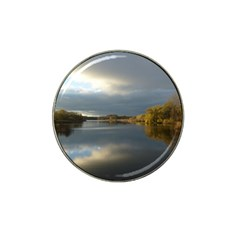 View   On The Lake Hat Clip Ball Marker (10 Pack) by Costasonlineshop