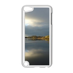 View   On The Lake Apple Ipod Touch 5 Case (white) by Costasonlineshop