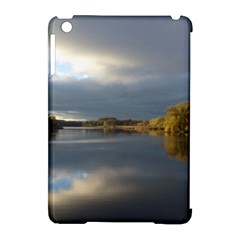 View   On The Lake Apple Ipad Mini Hardshell Case (compatible With Smart Cover)