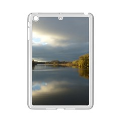 View   On The Lake Ipad Mini 2 Enamel Coated Cases by Costasonlineshop
